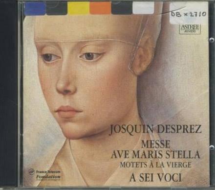 Messe Ave Maris Stella