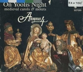 On yoolis night : medieval carols & motets