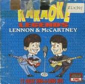 Karaoke legends : Lennon & McCartney
