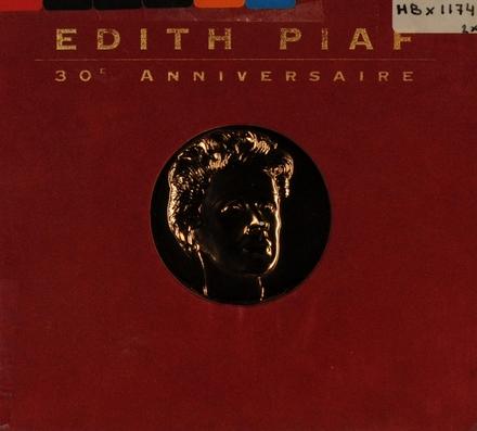 30e anniversaire