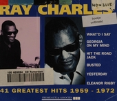 41 greatest hits 1959 - 1972