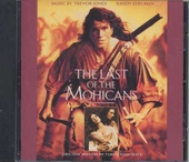 The Last Of The Mohicans : original motion picture score