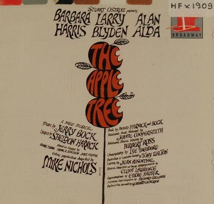Broadway cast - 1966