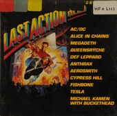 Last Action Hero : original score from the motion picture