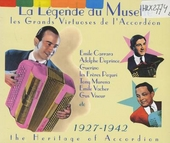 La legende du musette 1927/42