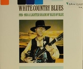 White country blues - 1926/38
