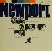 Blues at newport - 1963