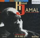 Live in paris'92