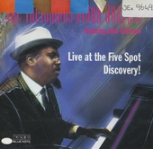 Live at the Five Spot : 1957