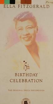 75th birthday celebration