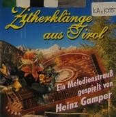 Zitherklange aus Tirol