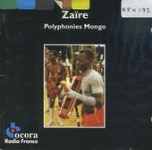 Zaïre : polyphonies Mongo