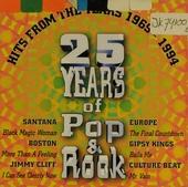 1969/94: 25 Years Of Pop & Rock