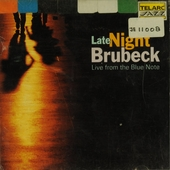 Late night Brubeck - at Blue note`93