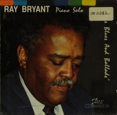 Piano solo : plays blues and ballads