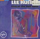 Live at the half note