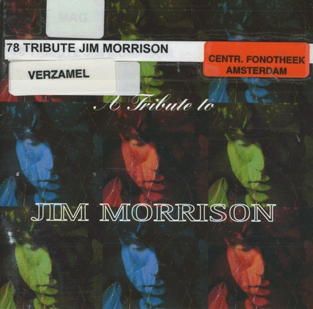 A tribute to jim morrison