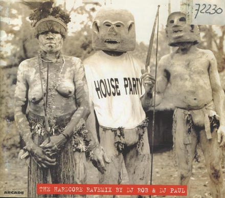 Turn Up The Bass : House party 12 - hardcore ravemix