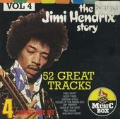 The Jimi Hendrix story - disc 4
