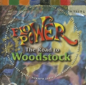 The road to woodstock - various