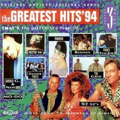 The greatest hits : that's the difference in music 1994. Vol. 3