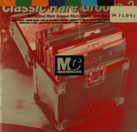 Def.rare groove mastercuts. vol.2