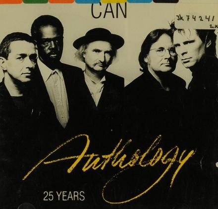 Anthology - 25 years 1968/93