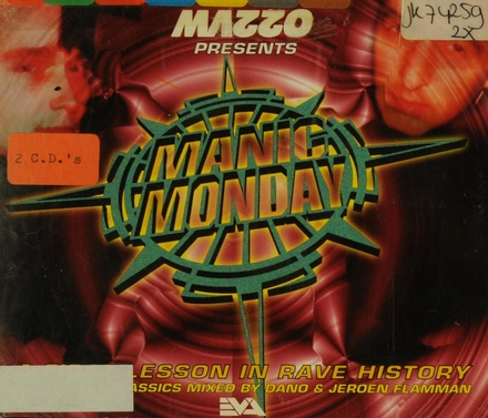 presents Manic Monday