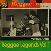 Reggae best - reggae legends. vol.1