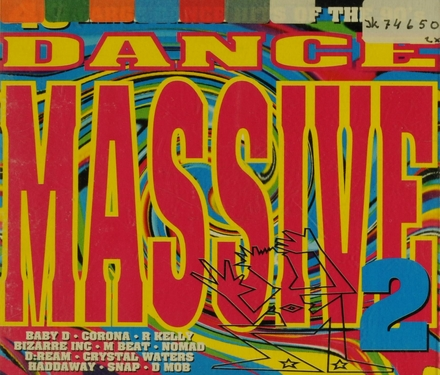Dance Massive. vol.2