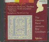 Symphony no.82 in C major ('The Bear')