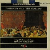 """Symphony no.11 in g minor, op.103 """"the year 1905"""""""