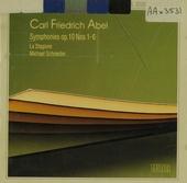 Symphonies op.10 nos. 1-6
