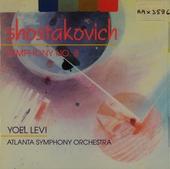Symfonie no. 8, op. 65 in c minor