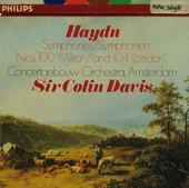 Symphony in g, H.I no.100