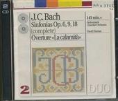 6 symphonies, op.6
