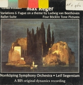 Variations and fugue on a theme of Ludwig van Beethoven, op. 86