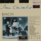 Violin concerto in a minor, BWV 1041. @Pablo Casals edition