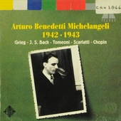 Works for piano solo : 1942 - 1943