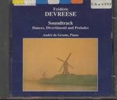 Soundtrack : dances, divertimenti and preludes
