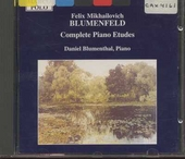Complete piano etudes