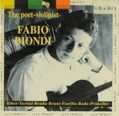 The poet-violinist