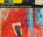 """Sonates """"opus II"""" pour pianoforte et violon K. 376, 296, 377 & 378"""