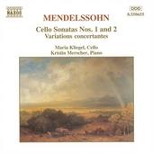 Cellosonates nos.1,2