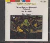 String Quartets (complete) volume 1. vol.1