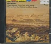 Sextuors op. 23 no. 1, 2 & 5