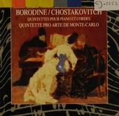Quintette pour piano et cordes en ut mineur