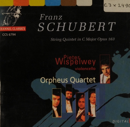 String quintet in C major opus 163