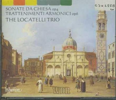 Sonate da chiesa op. 4