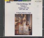 Clavierübung III vol.1. vol.1